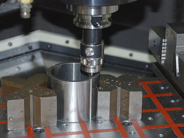 High-speed milling